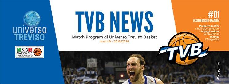 TVB News 2015-16