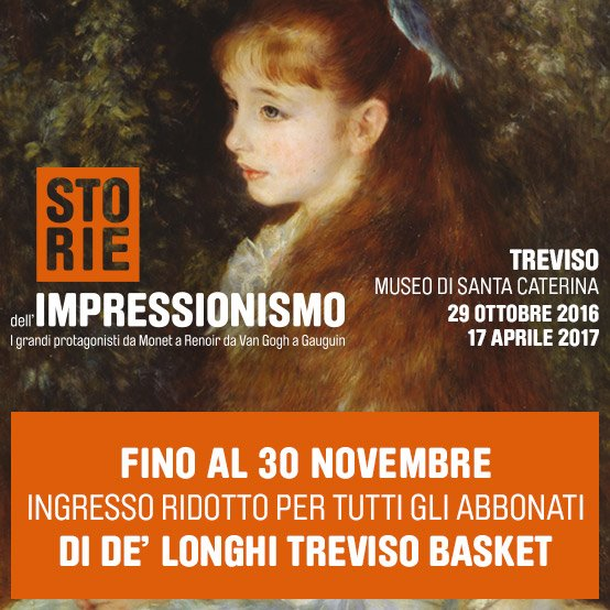 Linea d'Ombra & Treviso Basket
