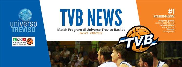 TVB News 2016-17