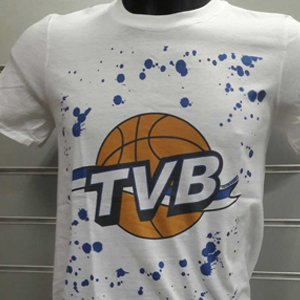 T-Shirt macchie fashion TVB