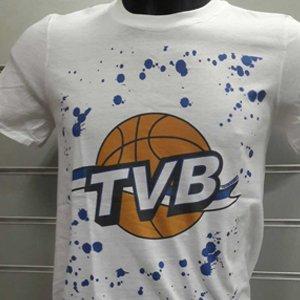 T-Shirt macchie fashion TVB