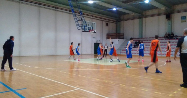 UNDER20 GOLD, UNIVERSO TREVISO BASKET 48 – 79 VIGONZA