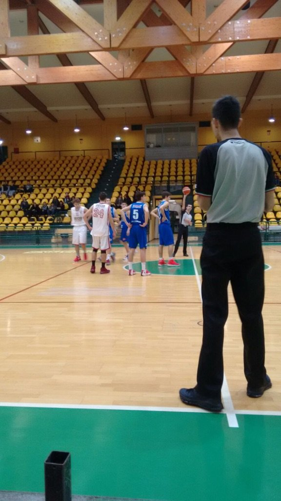 UNDER 20 GOLD, BC JESOLO 69 – 44 UNIVERSO TREVISO BASKET